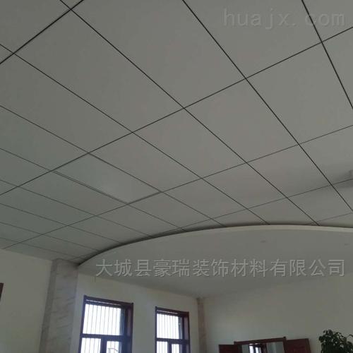 岩棉玻纤吸音板是一款环保产品